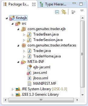 使用MyEclipse开发Java EE应用